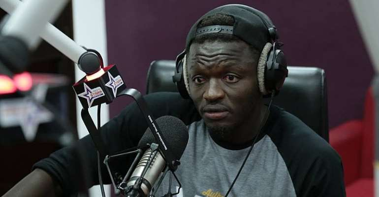 Sulley Muntari reveals his top three favourite Ghanaian musicians