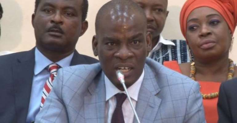 Minority Boycotts Ghana Card Registration Exercise