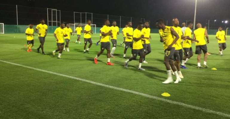 AFCON 2019: Coach Kwesi Appiah Announces Ghana's Final 23-Man Squad For AFCON