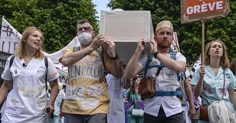 Aurore MESENGE / AFP