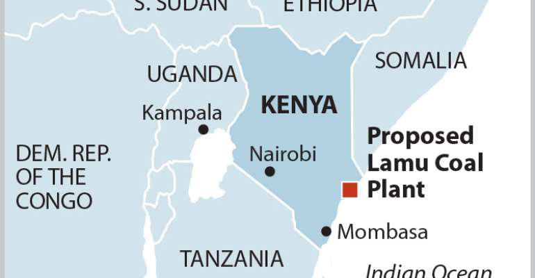 The Lamu Coal Plant Will Hinder, Not Spur, Economic Growth In KenyaI—EEFA report