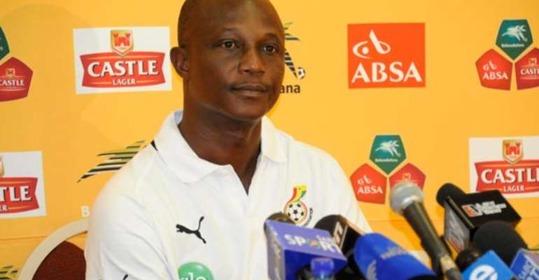 AFCON 2019: Coach Kwesi Appiah Not Perturbed After Namibia Defeat