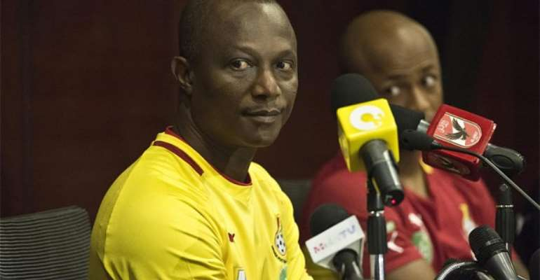 EXCLUSIVE: Coach Kwesi Appiah To Include Newbies In Final 23 Man Squad For AFCON 2019