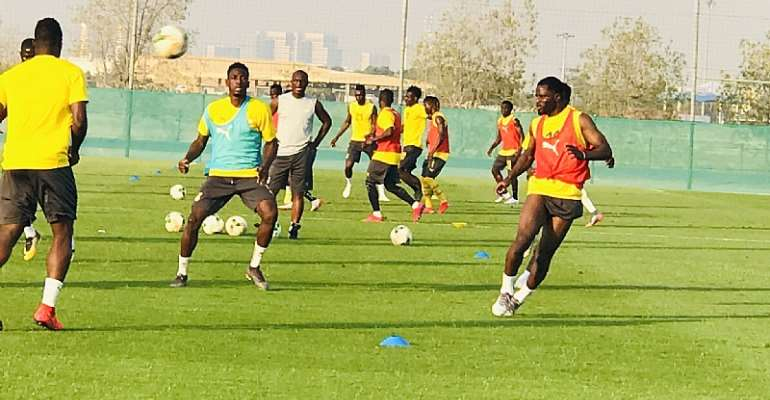 AFCON 2019: Ghana's Final 23-Man Squad For AFCON Leaks; Waris Axed!