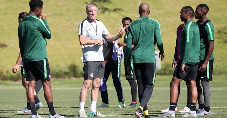 AFCON 2019: South Africa Confirm Friendly With Angola Ahead Of AFCON