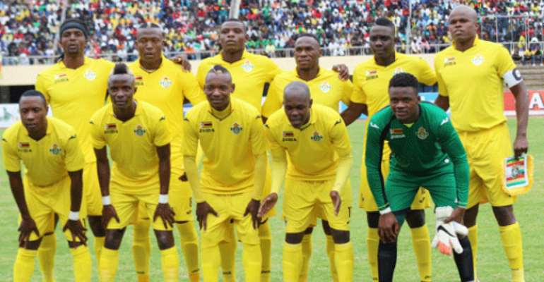 AFCON 2019: Zimbabwe Announce Final 23 Man Squad For Tourney
