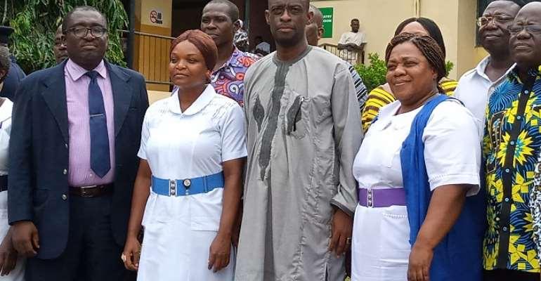 Kwesimintsim Hospital Starved