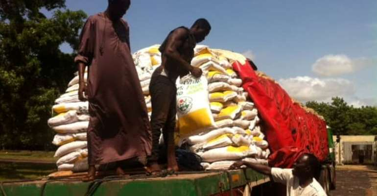 Planting For Food And Jobs: 4,000 Bags Of Smuggled Fertilisers Impounded
