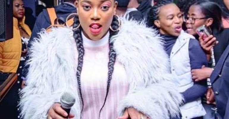 South African singer, Nichume Siwundla