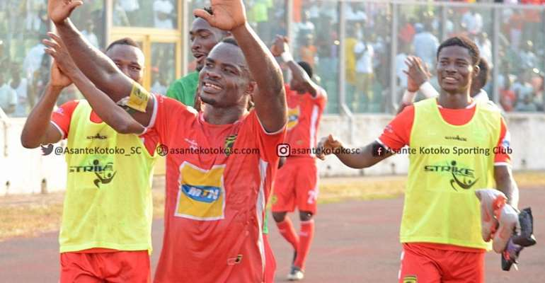 NC CUP: Watch How Kotoko Eliminated Berekum Arsenal From Tier 1 On Sunday