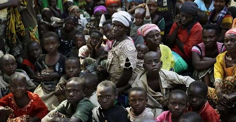 Over 13,000 Refugees Assisted By Gov't In Ghana