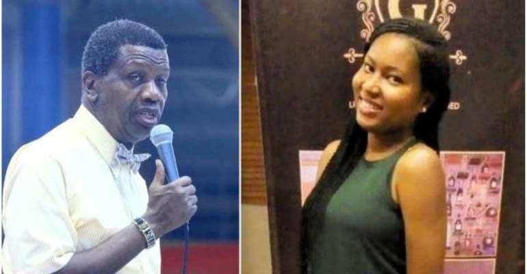 Pastor-Adeboye-reacts-to-killing-of-UNIBEN-undergraduate-inside-RCCG-church