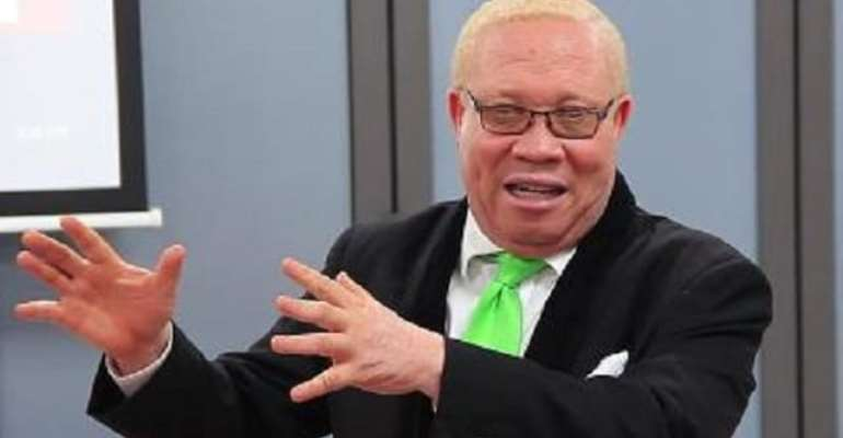Ghana Boxing going scientific – Moses Foh Amoaning