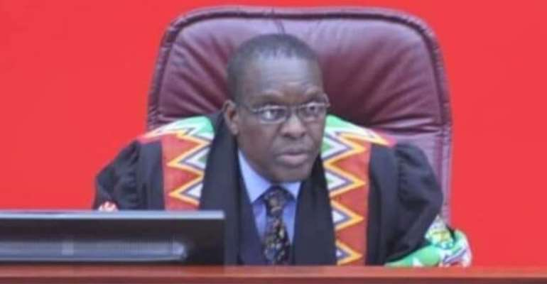 Speaker vex CJ over attempts to serve MPs with Court processes