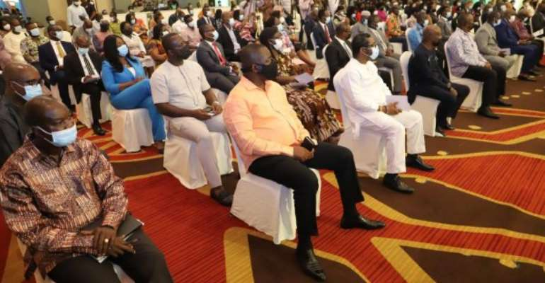 Akufo-Addo launches Ghana Enterprises Agency to facilitate growth of MSMEs