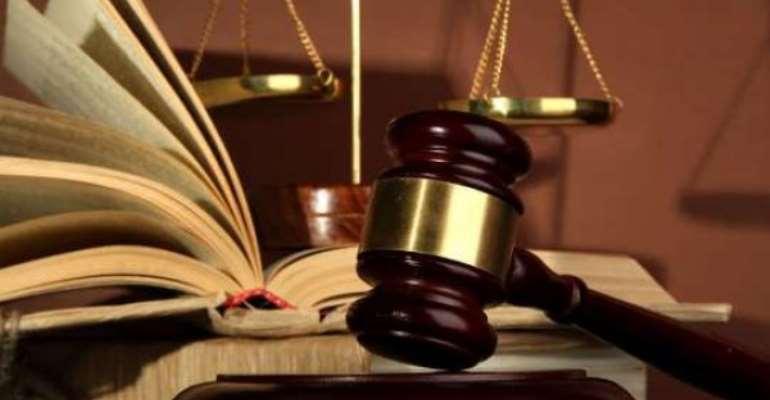 Farmer remanded for unlawful damage