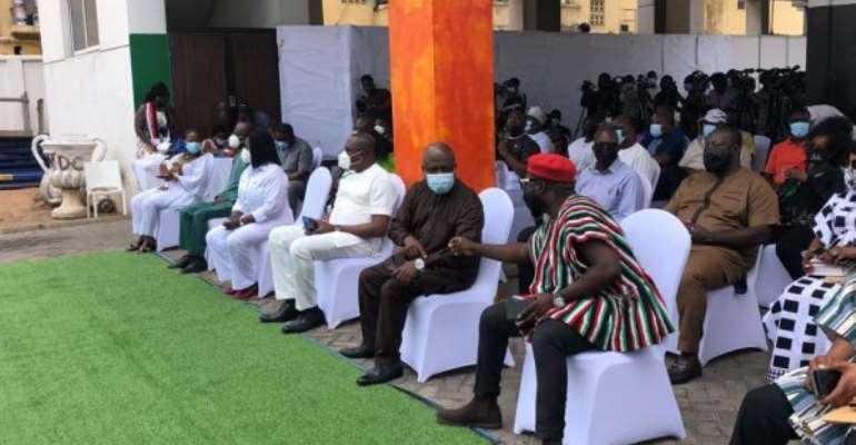 NDC 29th Anniversary: Ofosu-Ampofo calls for unity