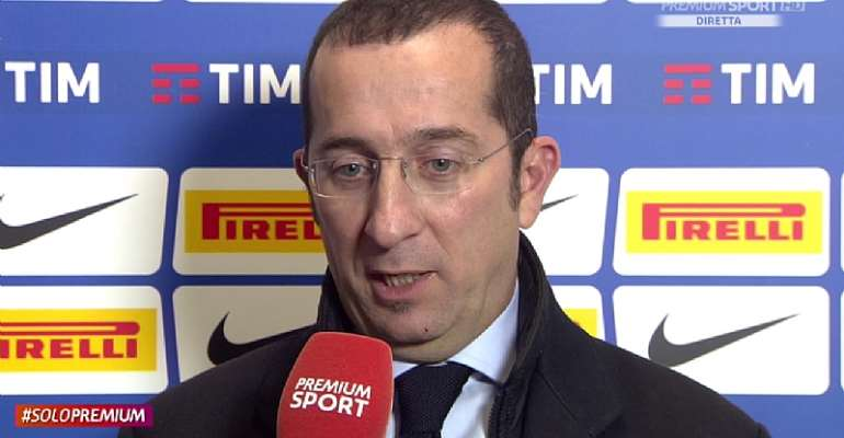 Atalanta General Director Umberto Marino and chief scout to attend Calcio Trade Ball