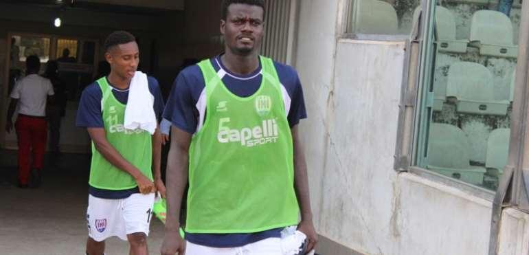 Hashmin Musah: Inter Allies defender named Man of the Match in Elmina Sharks win