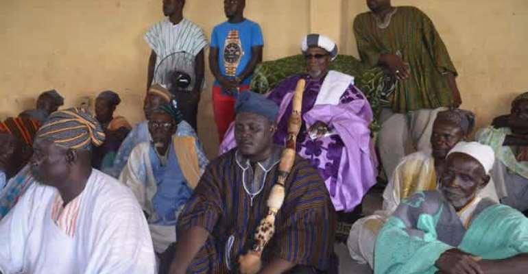 Don't forget us – Kumbungu chief tells government