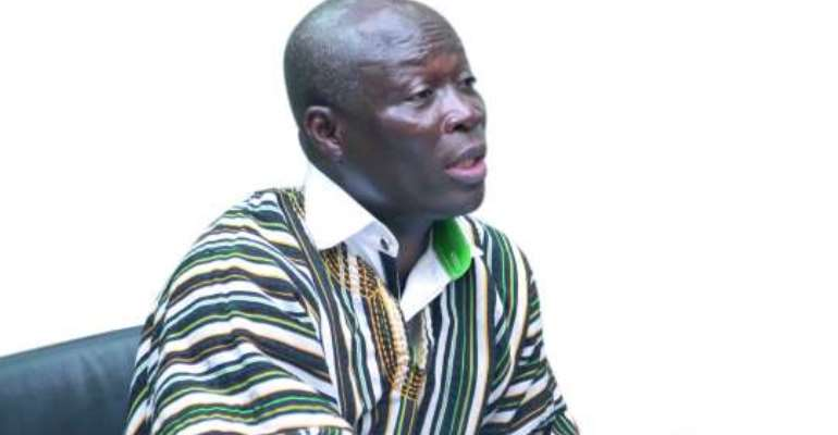 'Let us come together to rebuild Accra' - MP