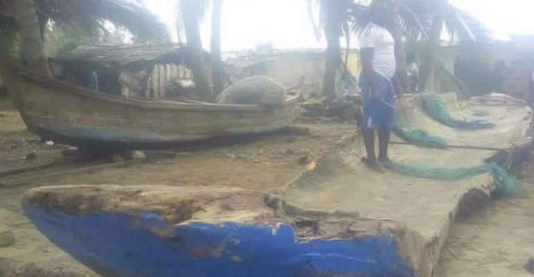 One feared dead in Cape Coast tidal wave disaster