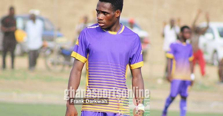 Joseph Paintsil Completes Brilliant Hat-Trick As Tema Youth Whitewash Great Olympics