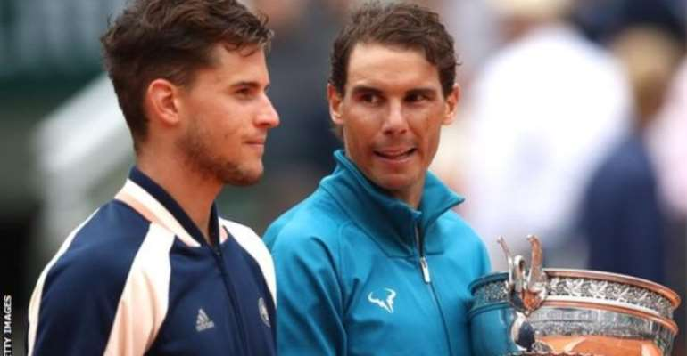 Frech Open 2018: Nadal Not 'Crazy' About Catching Federer