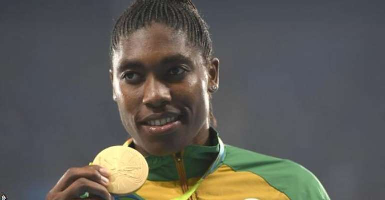 IAAF World Championships: Semenya Included In South Africa's Preliminary Squad