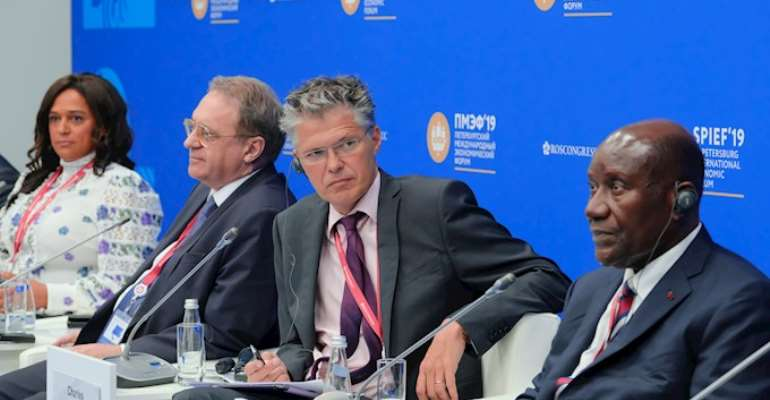 Review: Africa At The SPIEF'19