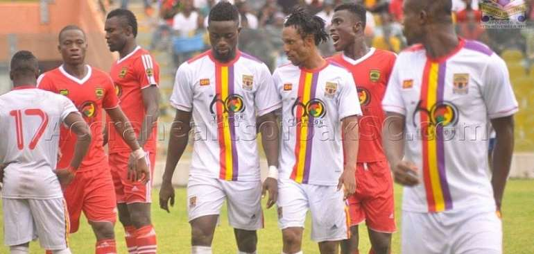 NC Special Competition: Hearts, Kotoko Semifinals Tie In Limbo