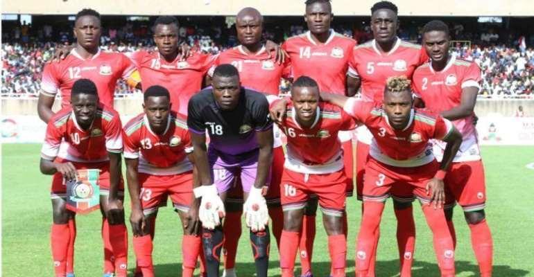 THE HARAMBEE STARS OF KENYA