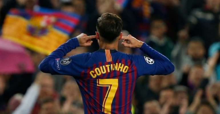 Coutinho: My Barca Performances Have Been Worse Than I Expected
