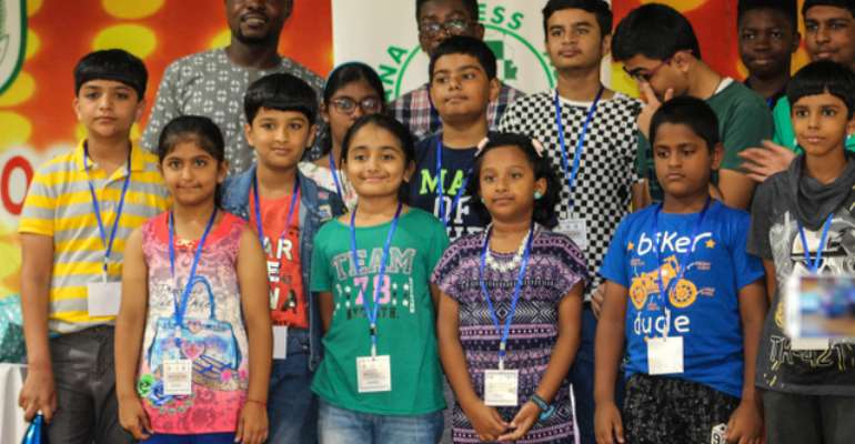 DPS Int'l Picks 4 Medals In National Youth Chess Championships