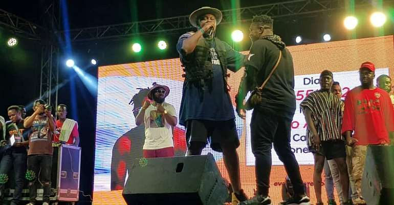 Artistes Thrill Audience To Great Performances At Sallahfest 2019
