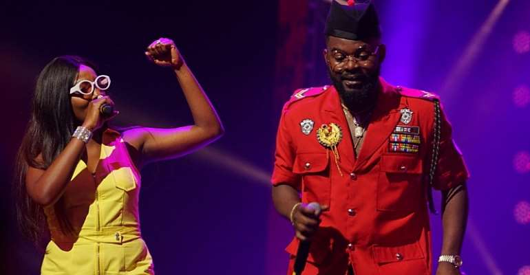 Thousands Of Music Lovers Come Together For The Falz Experience 2