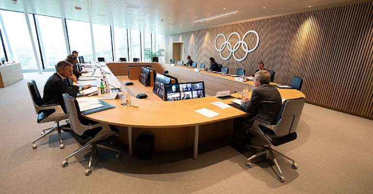 IOC Executive Board Proposes Five New Members For Election To The IOC Session