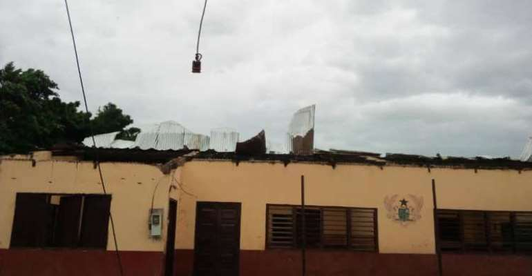 A Tragedy To The Society And Educational Facility At Tutukpene
