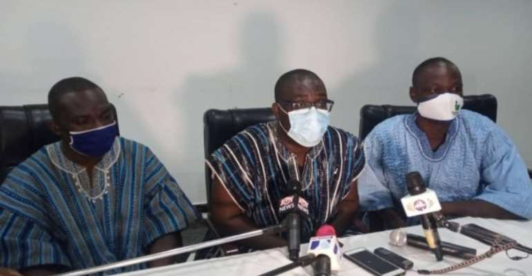 Upper West: NPP Trains Party Executives Ahead Of New Voter's Registeration