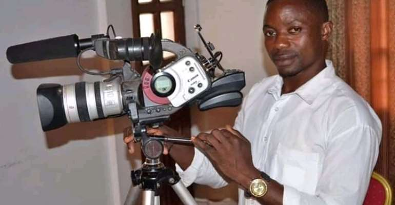 Journalist Samuel Wazizi. CPJ recently joined a statement calling for an independent inquiry into his death. (Tah Mai Javis)