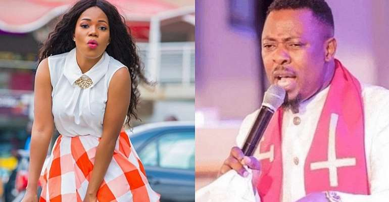 I Never Said Prophet Nigel Gaisie Has 'Chopped' Me - Mzbel