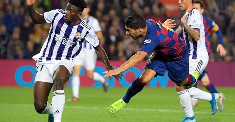 Ghana Defender Mohammed Salisu Named Among Top Talented Players In La Liga