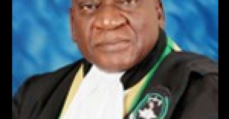 African Court Mourns Justice Modibo