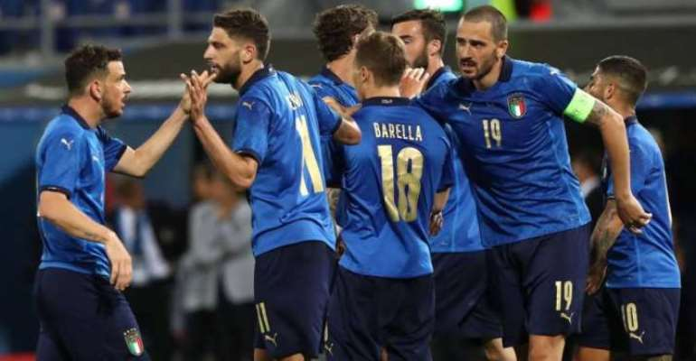 Euro 2020: Italy and Turkey meet in opener