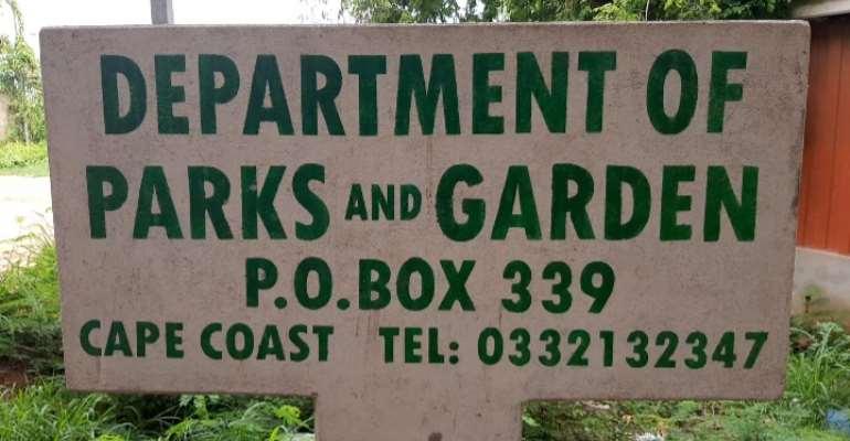 Greening Ghana: Human activities derailing efforts in Cape Coast – Parks & Gardens Director