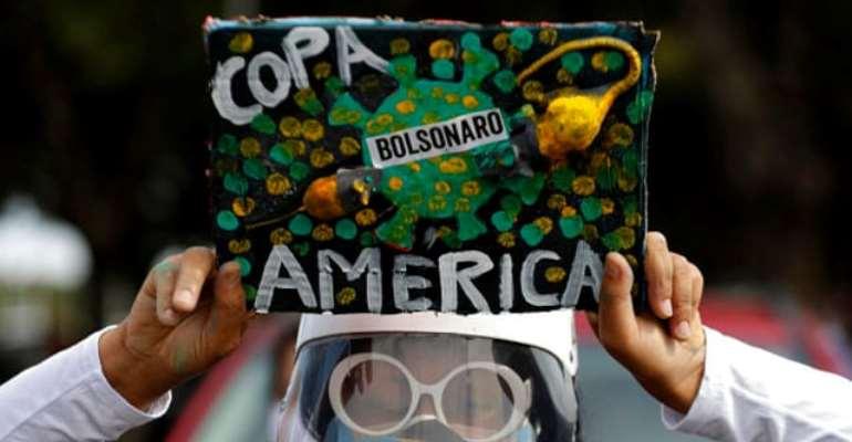Copa America: Brazil can host tournament, court rules