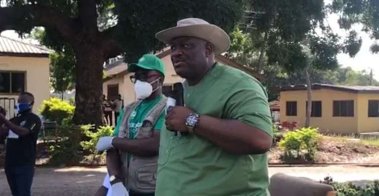 Greater Accra: MMDCEs directed to present report on Green Ghana Project in 3 months