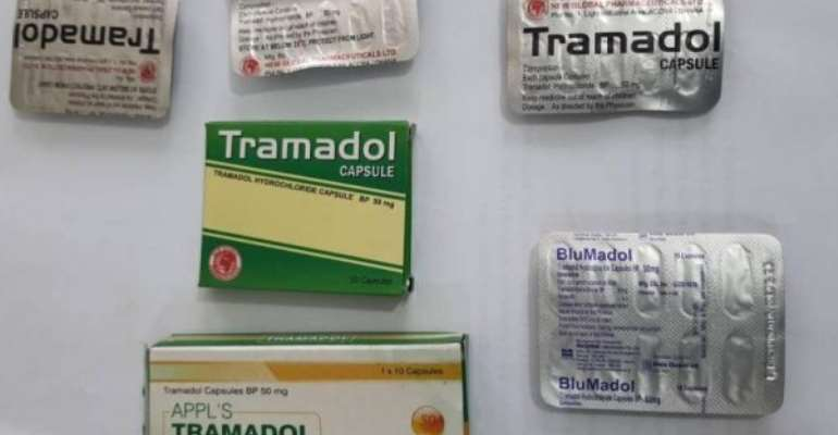 FDA seizes tramadol in Wa