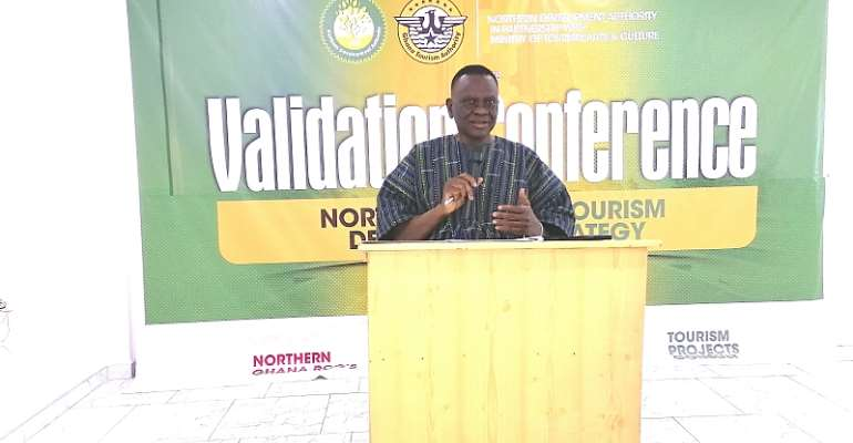 NDA engages stakeholders to validate Northern Ghana Tourism Development Strategy