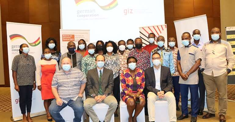 GIZ Ghana, Ministry Of Employment And Labour Relations Kick-Off Capacity Building Project On Migration And Employment Promotion
